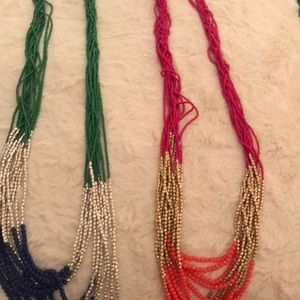 Necklaces from Talbots